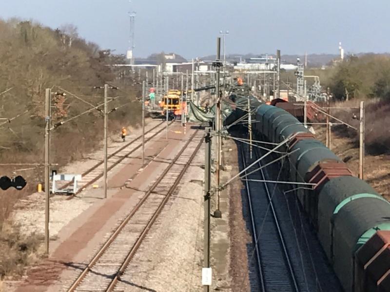 Столкновение поездов случилось вЛюксембурге