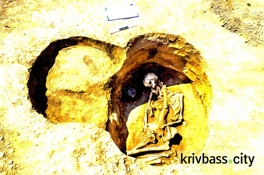 Уникальная находка: в Украине нашли захоронения древних скифов (фото)