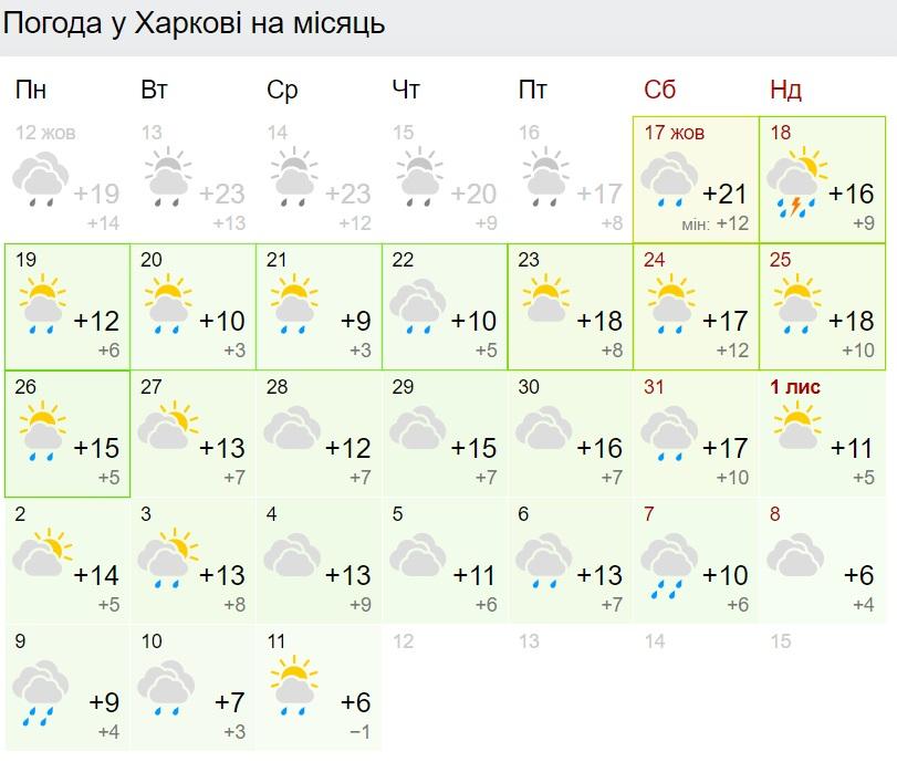 Беспросветный дождь, снег и морозы: синоптики дали новый прогноз на ноябрь