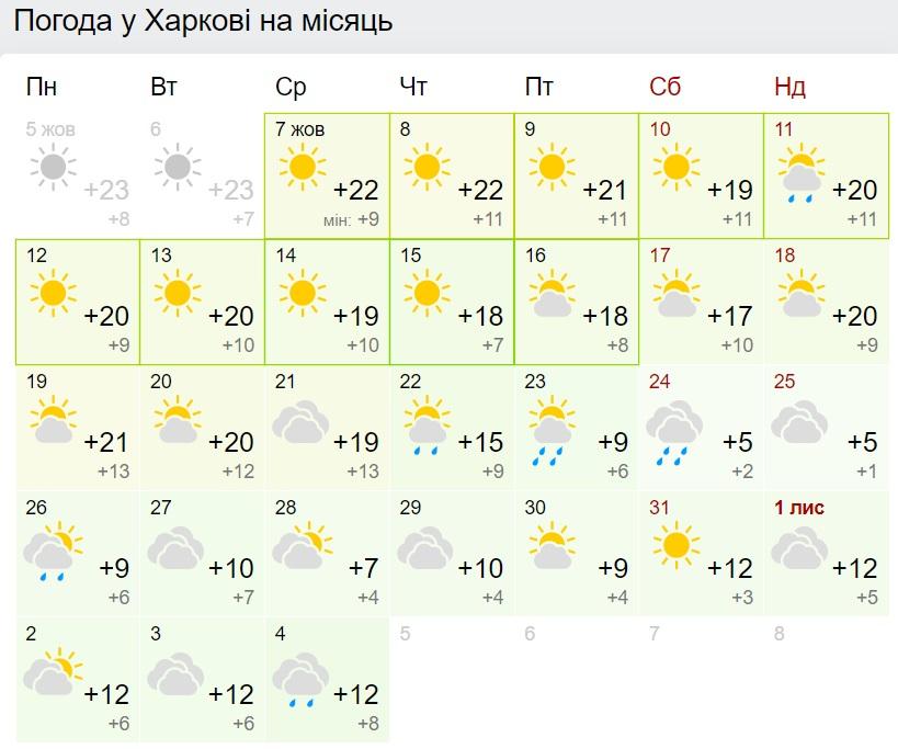 Синоптики назвали дату первых морозов в Украине: уже скоро