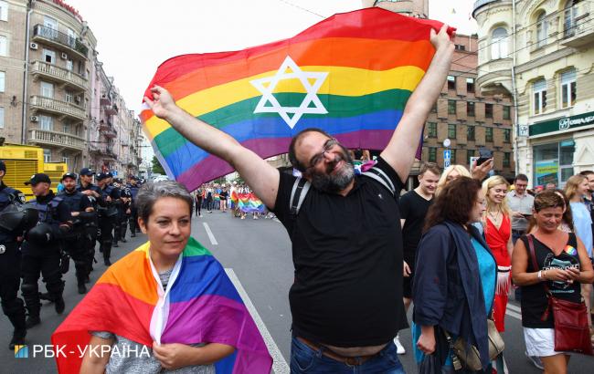 Марш несогласных гомосексуализм
