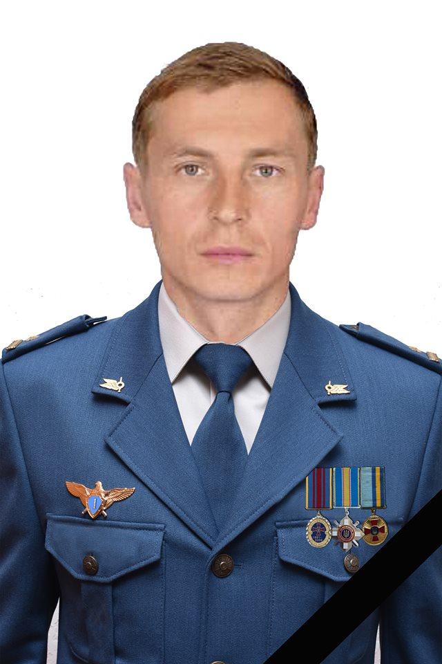 Катастрофа Су-27: в Повітряних силах повідомили подробиці про загиблого пілота