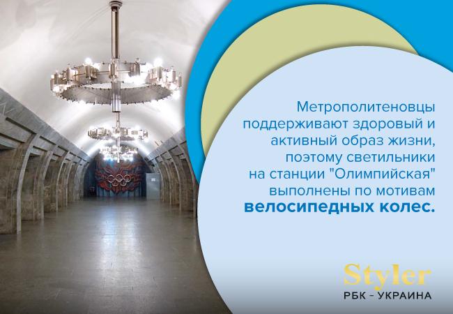 Станция метро Олимпийская