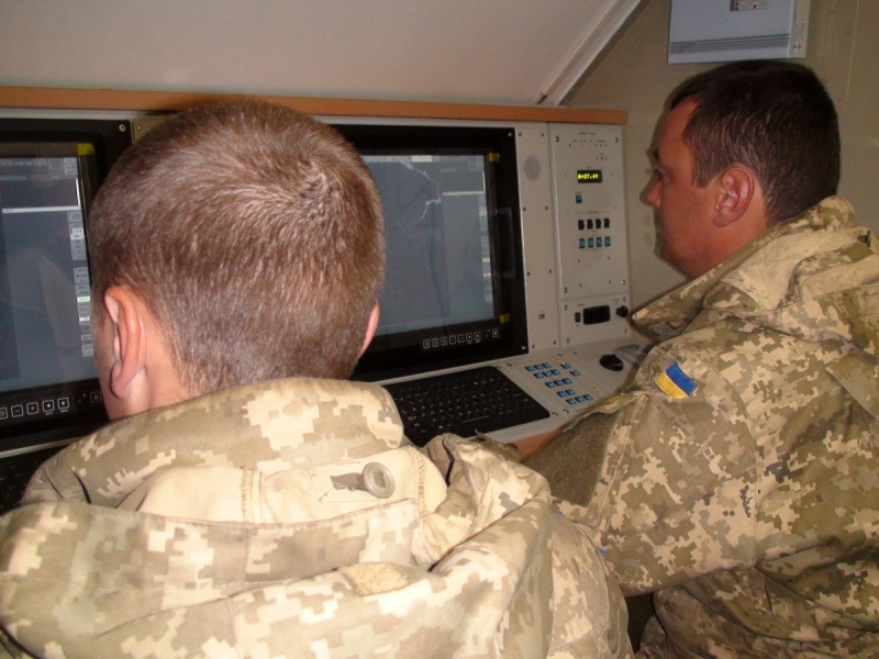 ВСУ впервые применили новую радиолокационную станцию «Пеликан»
