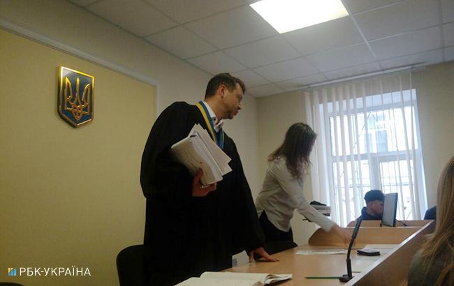 Избрание меры пресечения для Бубенчика отложили на17мая
