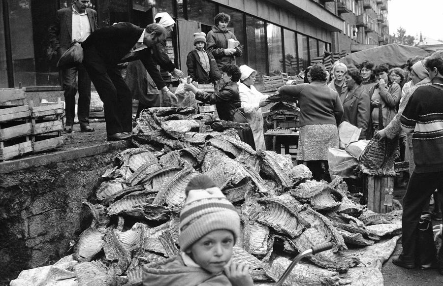 З'явилися заборонені фото, на яких показане реальне життя в СРСР