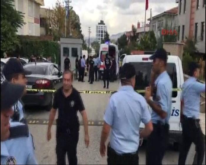 Попытка нападения напосольство Израиля— Турция