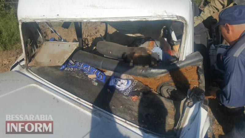 ВОдесской области случилось смертельное ДТП