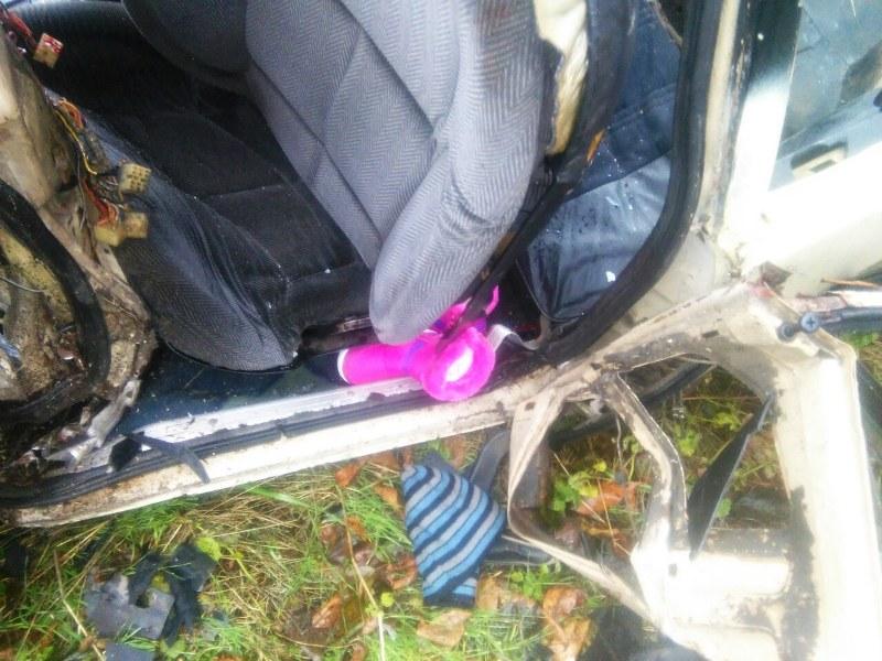 Двое взрослых иребенок погибли влобовом столкновении авто