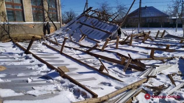 Апокалипсис под Одессой: появились страшные фото непогоды