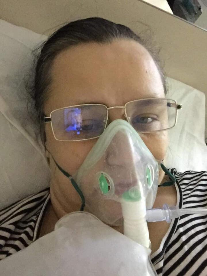 Відома волонтерка померла від COVID-19: українців просять допомогти її дітям