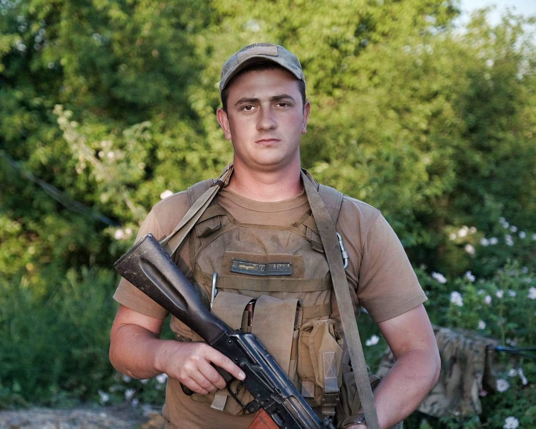 Воин света: на фронте погиб 24-летний морпех (фото)