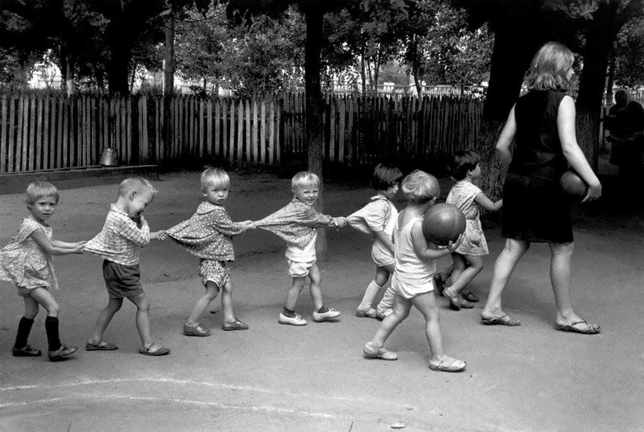 Ретро-садики: куда ходили наши мамы и бабушки во времена СССР