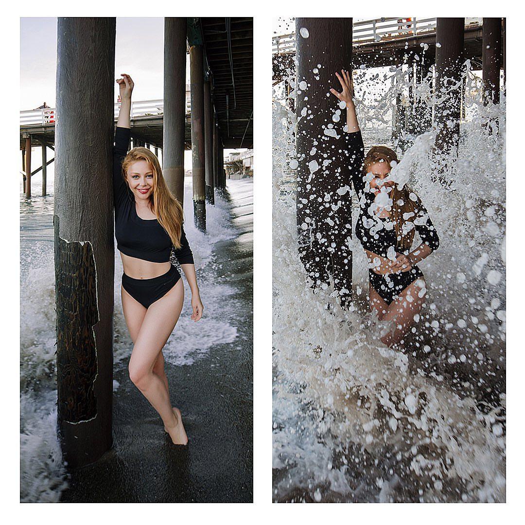В трусиках і топі: Тіна Кароль полонила сексапільними формами у воді