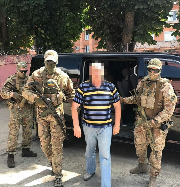 СБУ викрила завербованого агента ФСБ