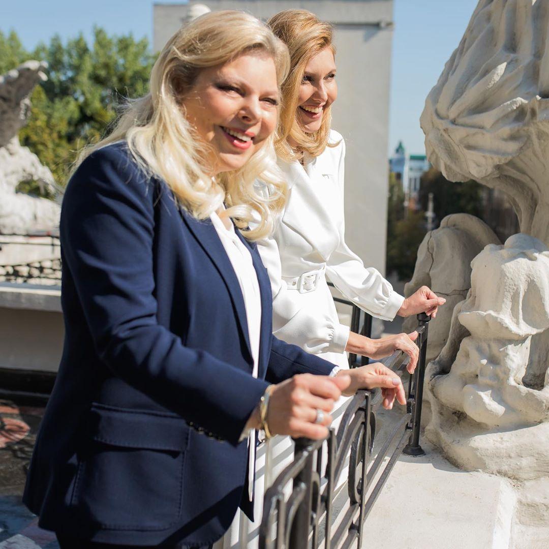 Елена Зеленская шокировала своим внешним видом: такой вы её еще не видели (Фото). Новости Днепра