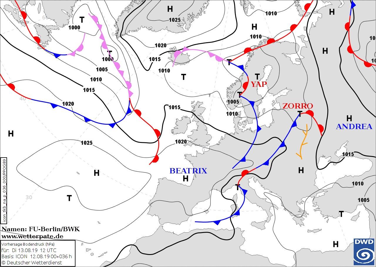 Резкое похолодание и грозовая стихия: где на Маковея будет свирепствовать погода