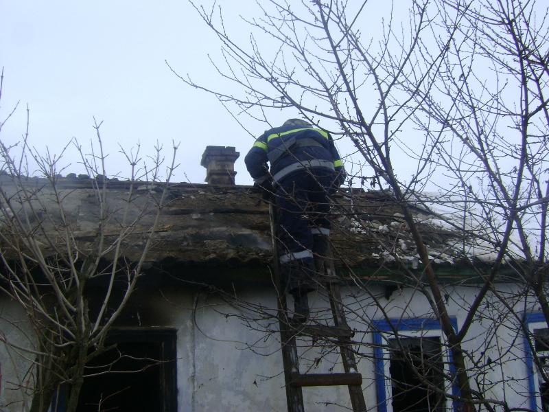 НаХерсонщине в личном  доме сгорели двое детей