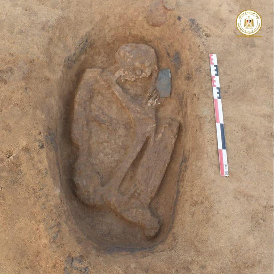 У Єгипті археологи виявили загадкові гробниці: їм більше 8000 років