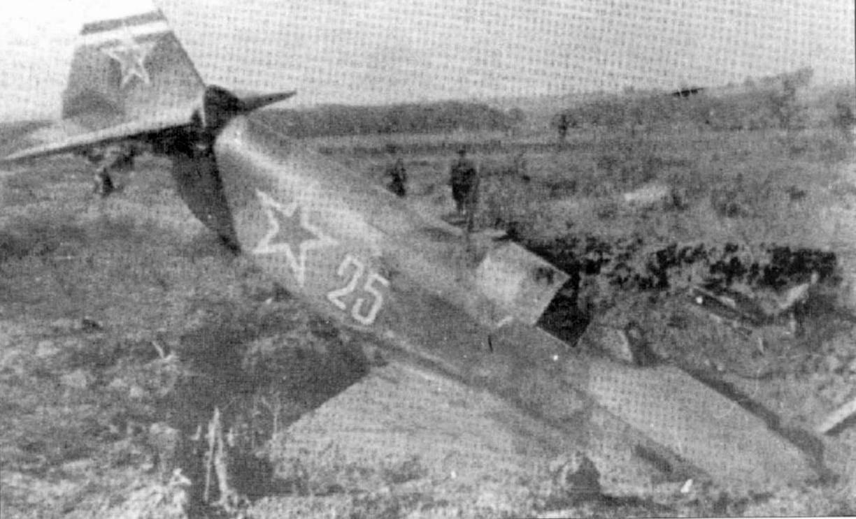 Под Днепром обнаружили обломки истребителя Як-7 времен Второй мировой войны