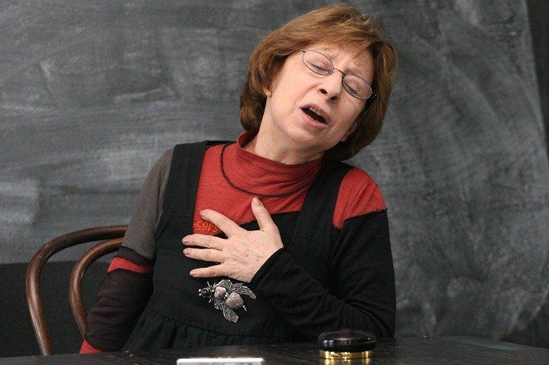 82-летняя Лия Ахеджакова экстренно госпитализирована в Москве