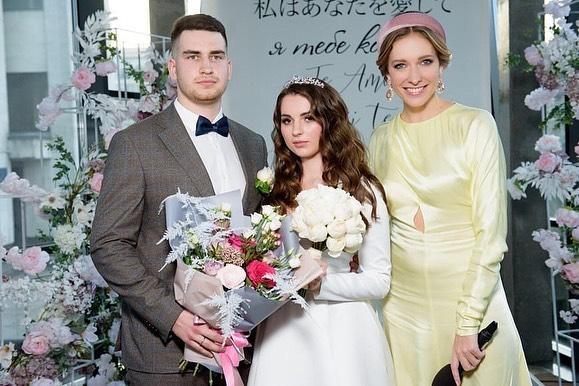 Дочка Кузьми Скрябіна вийшла заміж: у мережу потрапили фото