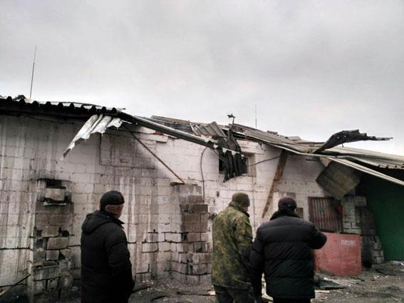 Боевики выпустили поСартане 40 снарядов изГрада