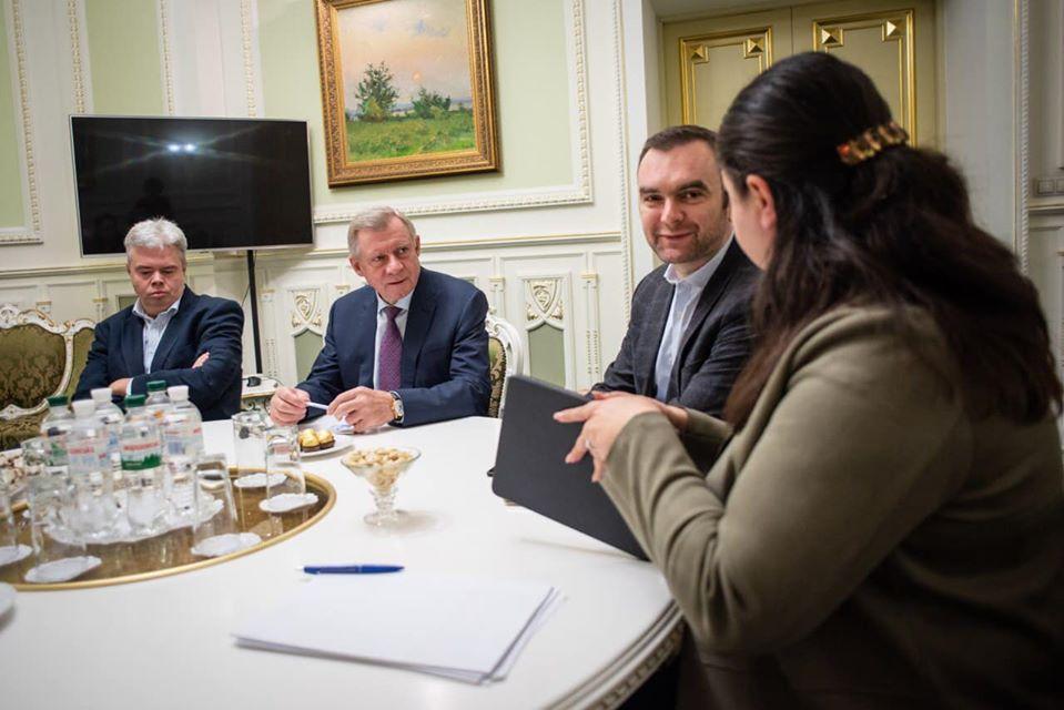 Скандал с Гончаруком: всплыло фото таинственной встречи, где обсуждали Зеленского
