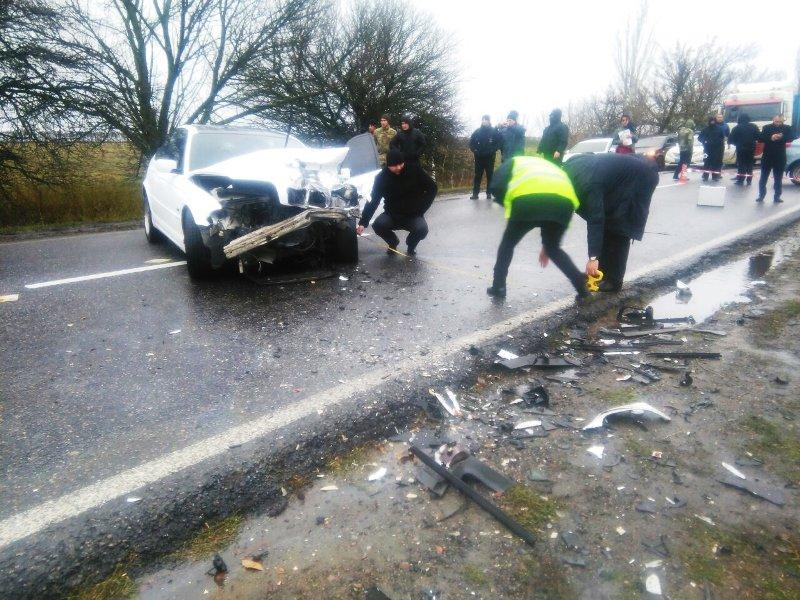 Три человека погибли вДТП вНиколаевской области, втом числе ребенок