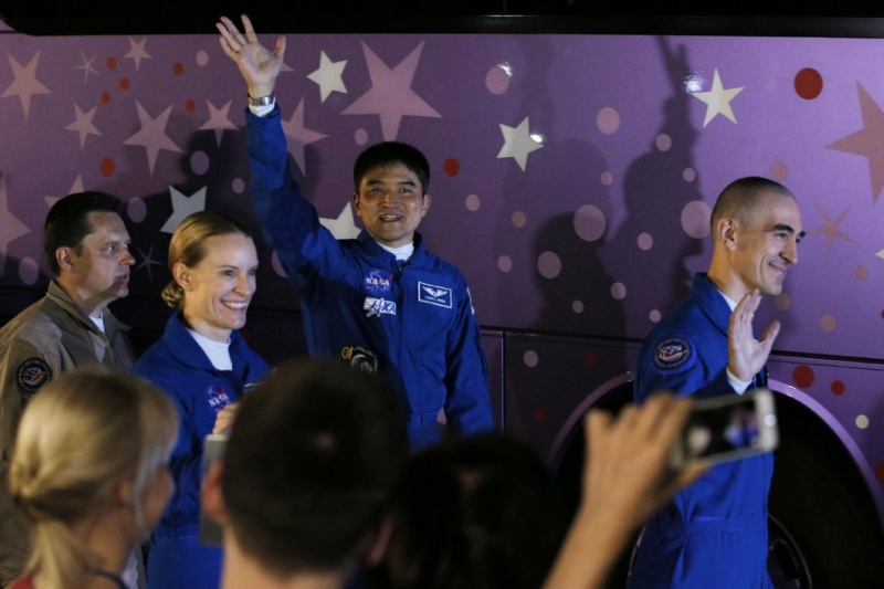 Американка Пегги Уитсон стала самой пожилой астронавткой
