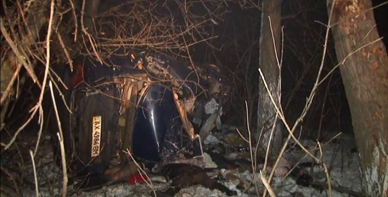 Несколько человек погибли вметаллической ловушке под Харьковом