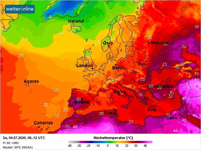 На Україну насуваються пекельна спека і грози: які області опиняться під загрозою
