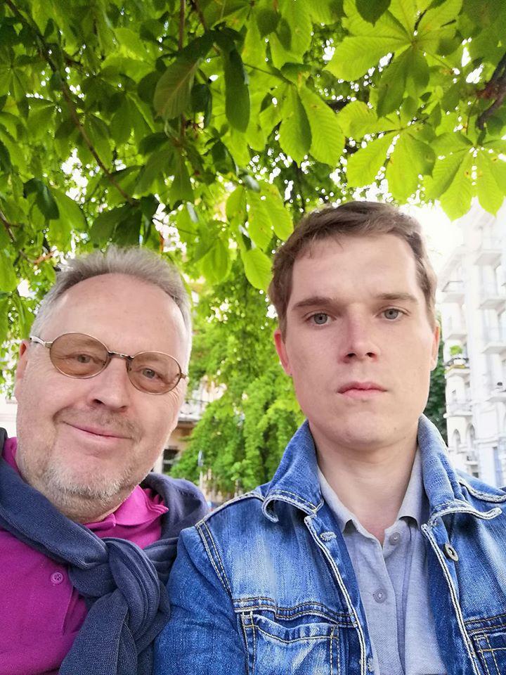 Содружество гидр и мегер: отец погибшего в центре Киева курьераGlovo обратился кродителям