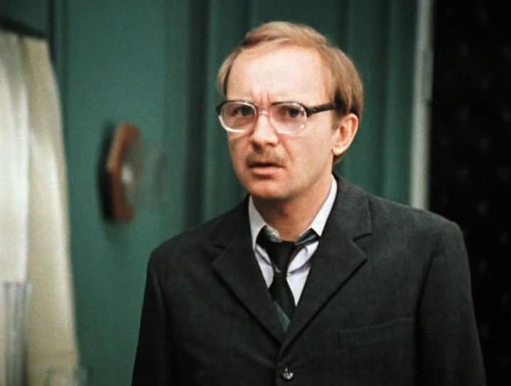 """Помер Андрій Мягков, якого всі любили за """"Іронію долі"""" і """"Службовий роман"""""""