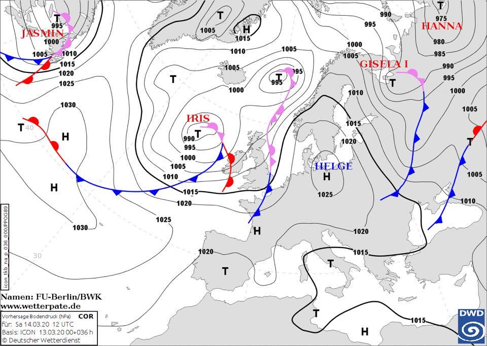 Мокрий сніг і сильний вітер: українцям зробили попередження про страшну погоду