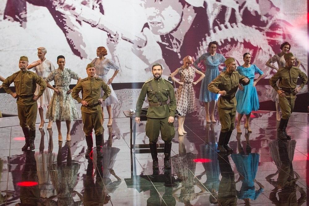 Повалій, Лобода і Агутін співатимуть українцям про війну на скандальному каналі