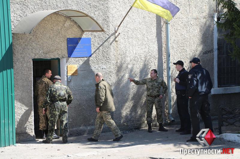ВНиколаевском СИЗО часть подозреваемых устроили бунт