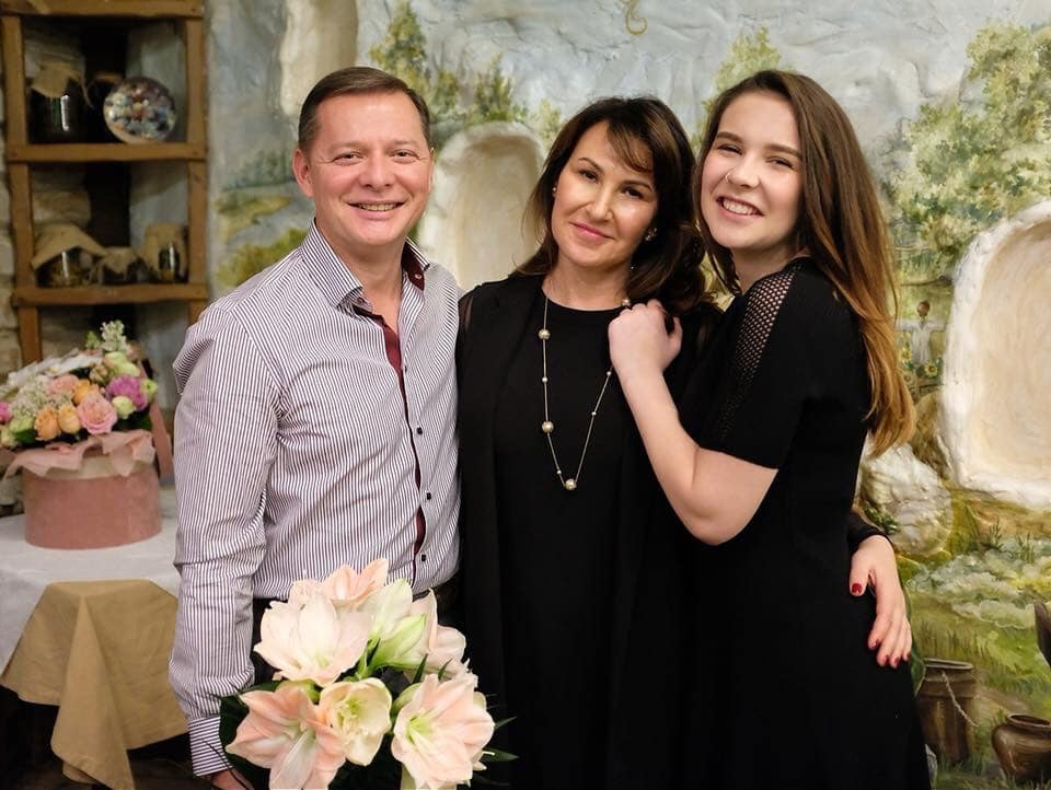 50-летняя жена Олега Ляшко беременна: экс-нардеп показал фото