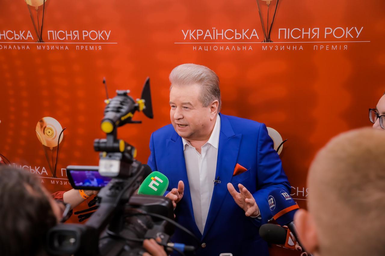 """Поплавский получил премию """"Человек года"""""""