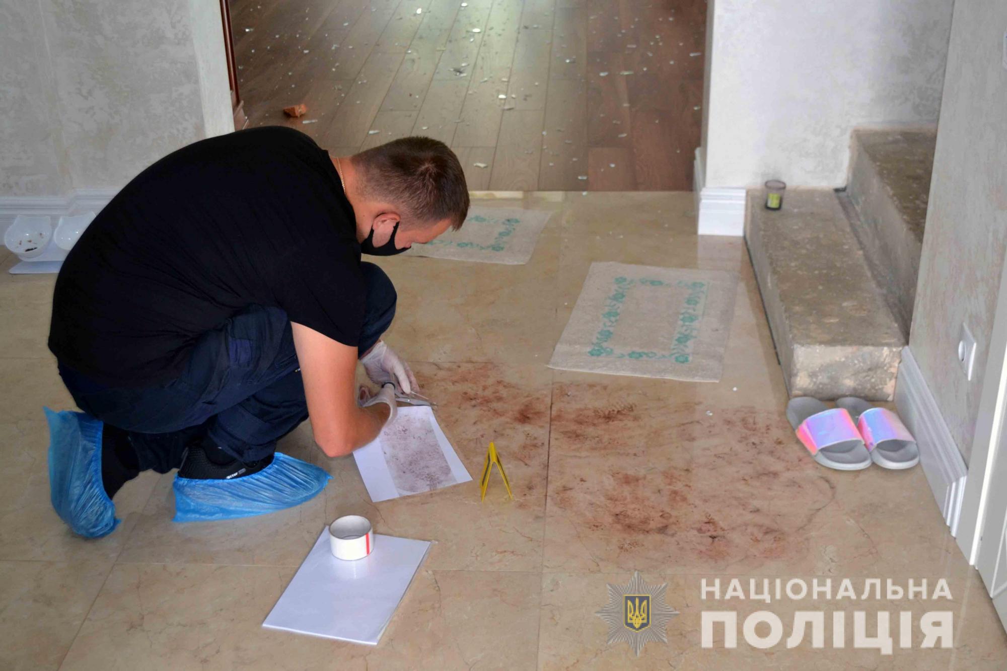 Под Ровно учительницарасстреляла мужа и 13-летнюю дочь (фото)