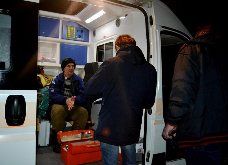 Под Одессой трое рыбаков провалились под лед иутонули