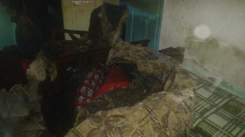 у Вінницькій області в результаті пожежі загинули 3 людини