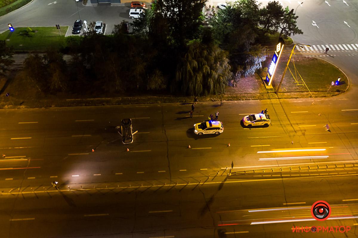 Из-за одной неисправности на дороге в Днепре разбилось 4 авто: жуткие детали и фото