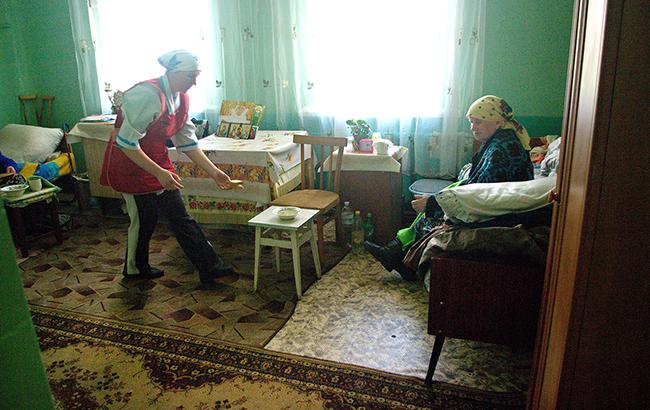 Киевские дома престарелых частный пансионат престарелых в московской области