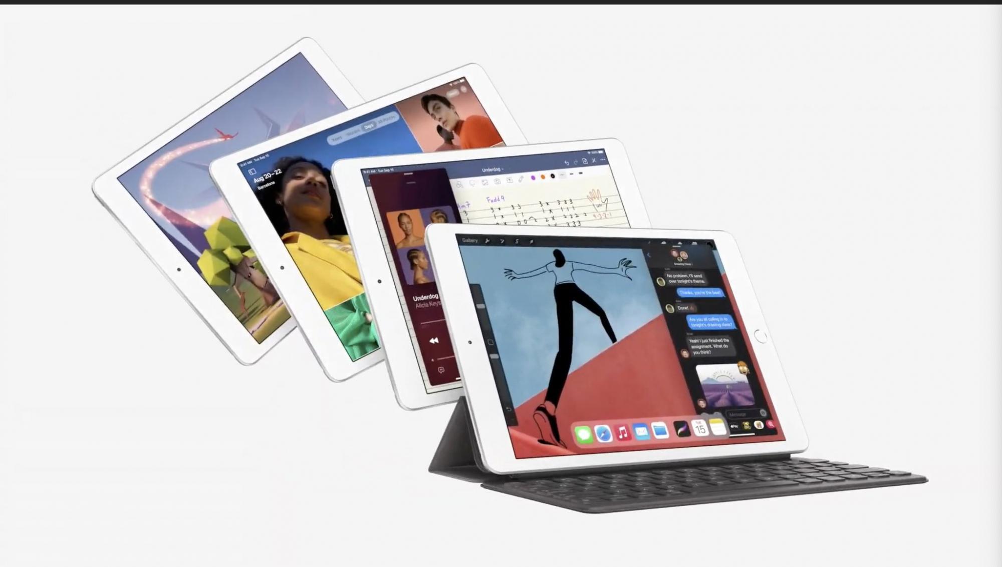Apple представила новое поколение умных часов и iPad