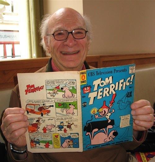 Оскароносный карикатурист умирает