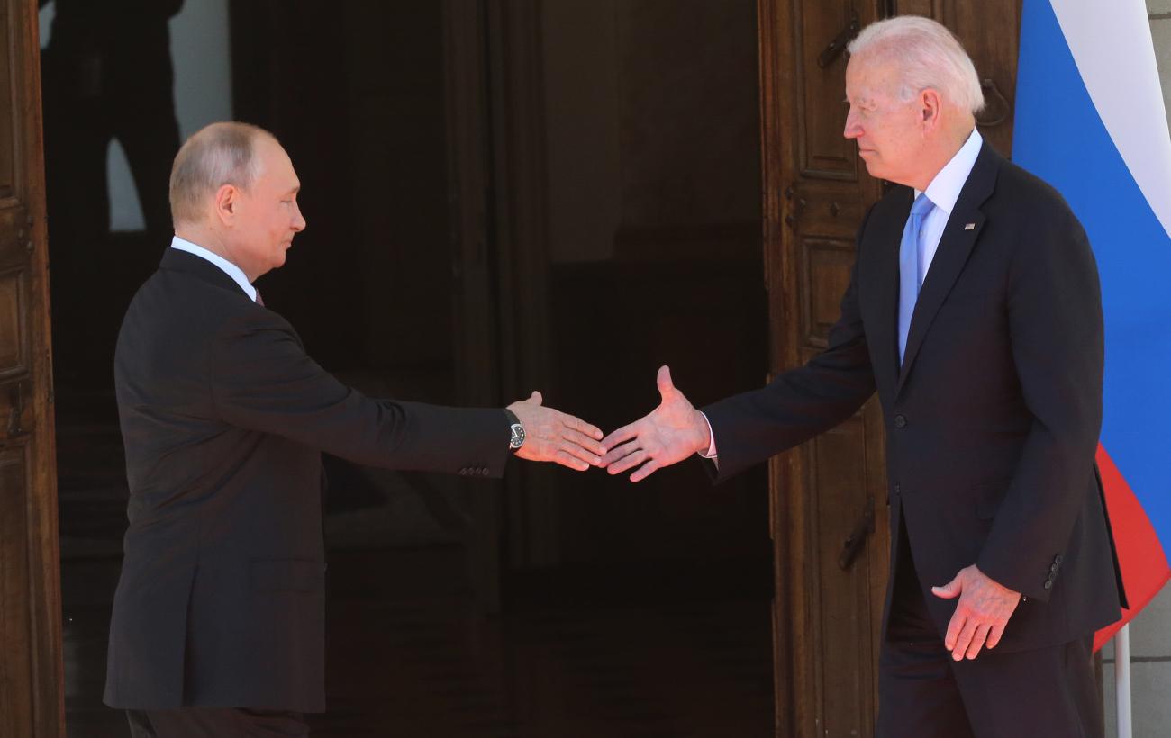 Украина, Навальный и отношения между странами: о чем говорили Байден и Путин в Женеве