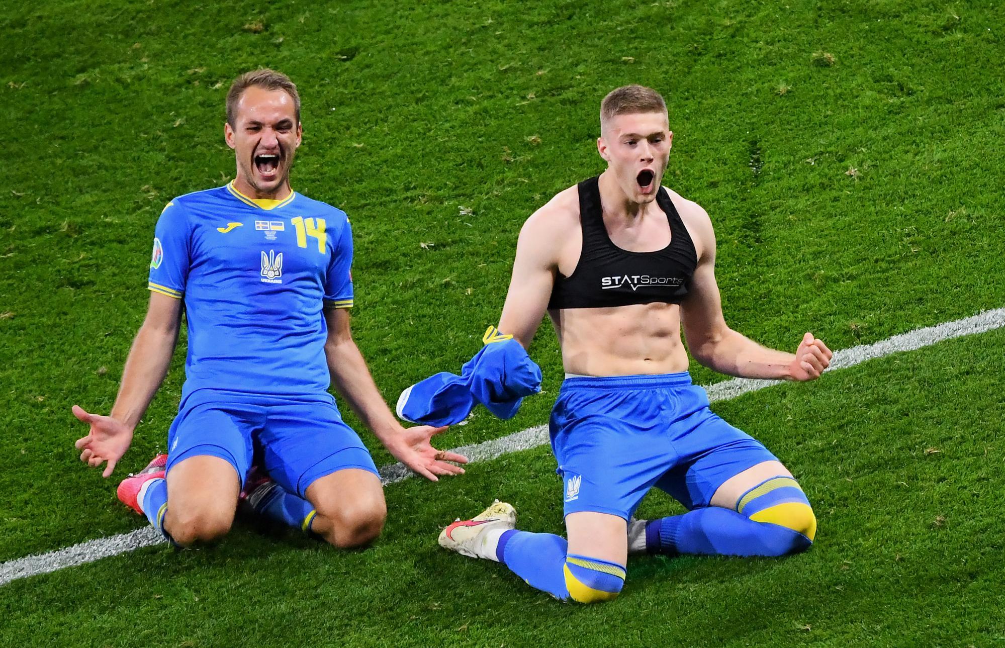 Україна встановила багато рекордів у матчі зі Швецією. Все - завдяки Довбику!