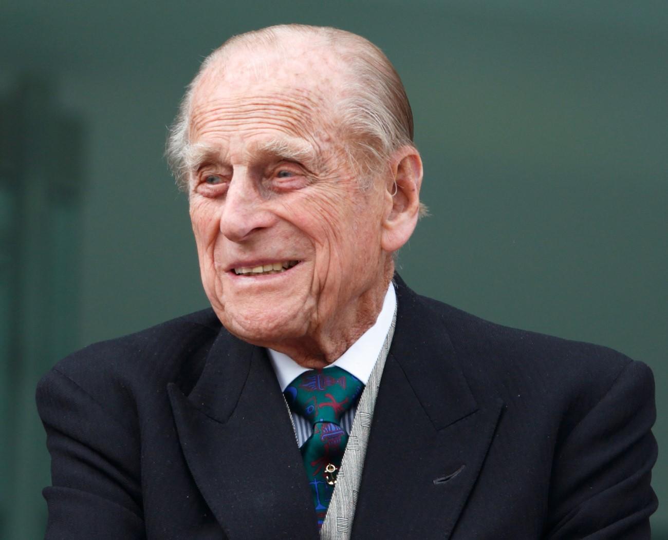 Помер чоловік королеви Єлизавети II принц Філіп