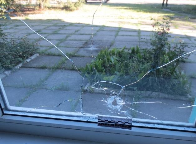 В Донецкой области возле завода взорвалась граната